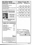 Table of Contents, Adams County 1998