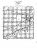 Index Map, Hall County 1997 - 1998