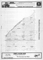 Index Map, Hamilton County 1987