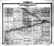 Hitchcock County Outline Map, Hitchcock County 1906