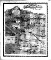 Holt County Outline Map, Holt County 1904