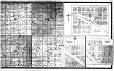 Townships 29 & 30 Ranges X & IX, Emporia, Ewing, Page, Holt County 1904