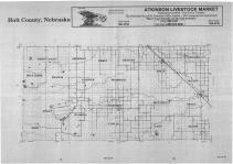 Index Map 1, Holt County 1988