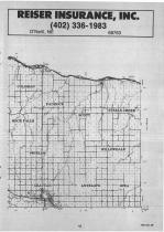 Index Map 3, Holt County 1988
