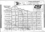 Index Map, Holt County 2000
