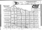 Index Map, Holt County 2001