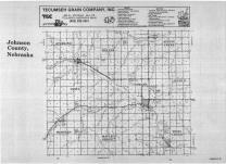 Index Map, Johnson County 1988