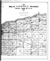 Lowell Township - Right, Kearney County 1894