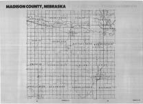 Index Map, Madison County 1989
