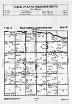 Warnerville T23N-R1W, Madison County 1989