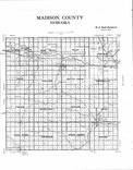 Index Map, Madison County 1993 - 1994
