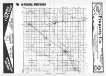 Index Map, Pierce County 1987
