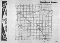 Index Map, Pierce County 1988