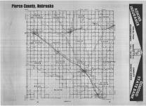 Index Map, Pierce County 1989