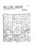Willow Grove T3N-R29W, Red Willow County 1957