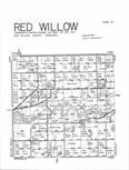 Red Willow T3N-R28W, Red Willow County 1957