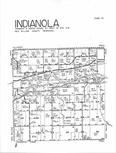 Indianola T3N-R27W, Red Willow County 1957