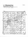 Lebanon T1N-R26W, Red Willow County 1957