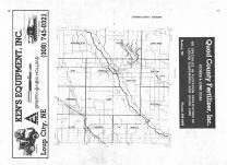 Index Map, Sherman County 1984