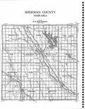Index Map, Sherman County 2004 - 2005