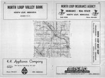 Index Map, Valley County 1963