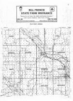 Index Map, Valley County 1981
