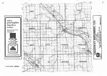 Index Map, Valley County 1983