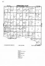 Springdale T19N-R13W, Valley County 1985 Published by Directory Service Company
