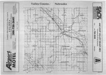 Index Map, Valley County 1988