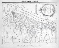 New York 1778, New York City 1778 from Manual of the Corporation of the City of New York 1869