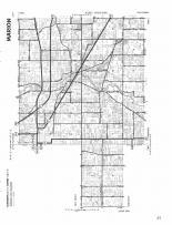 Map Image 015, Allen County 1974