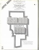 Title Page, Ashland County 1980