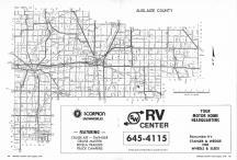 Index Map, Auglaize County 1978