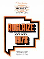Auglaize County 1978