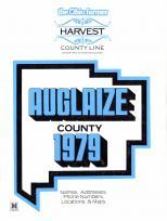 Title Page, Auglaize County 1979