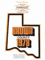 Title Page, Brown County 1978