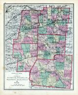 Fayette, Franklin, Madison, Pickaway and Ross Counties, Clark County 1875