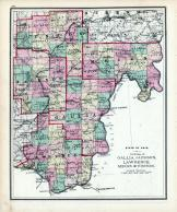 Gallia, Jackson, Lawrence, Meigs and Vinton Counties, Clark County 1875
