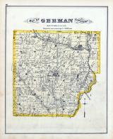 German Township, Noblesville, Tremont, Clark County 1875