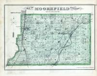 Moorefield Township, Bowlusville, Clark County 1875
