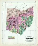 Ohio State Agricultural Map, Clark County 1875