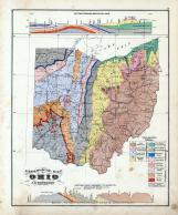 Ohio State Geological Map, Clark County 1875