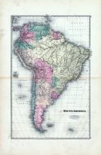 South America, Clark County 1875