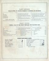 Table of Contents 2, Clark County 1875