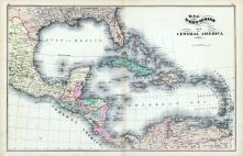 West Indies and Central America, Clark County 1875