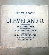 Title Page, Cleveland 1921 Vol 1