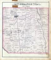 Orange Township, Lewis Center, Williamsville, Delaware County 1875