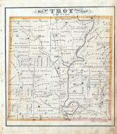 Troy Township, Delaware County 1875