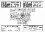 Index Map, Marion County 1970 Published by Directory Service Company