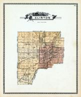 Clinton Township, Sidney City, Shelby County 1900